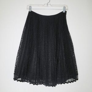 NEW Petite pleated skirt